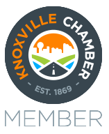 The Lunchbox is a proud member of the Knoxville Chamber of Commerce